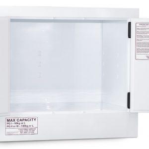 Poly Corrosive Storage Cabinet – 100 Litre