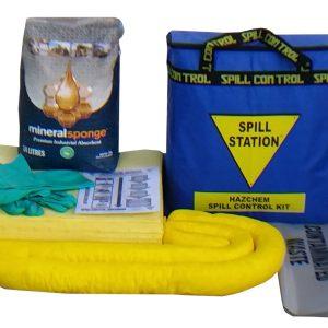 compliant 40 litre spill kit