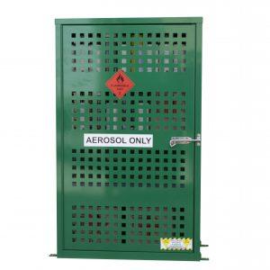 Aerosol Storage Cage – 400 Can