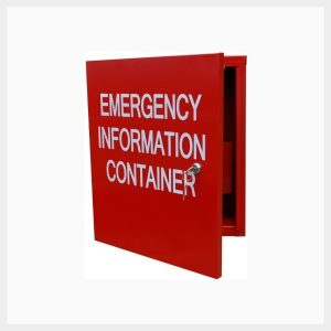 BCEI425350 - Medium Emergency Information Cabinet