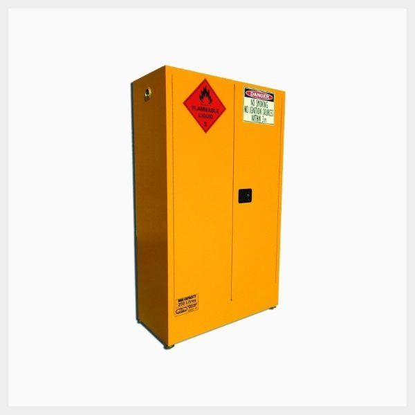 250 Litre Flammable Liquid Storage Cabinet