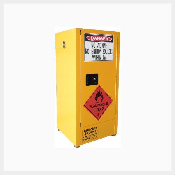 60 Litre Flammable Liquid Storage Cabinet