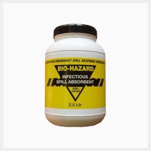 Biohazard Absorbent Powder 7 Litre