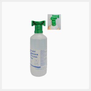 944ml Bottle Saline Eyewash with Wall-Mount