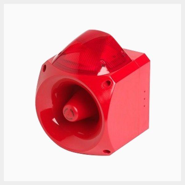 Non-Flameproof Audible/Visual Alarm