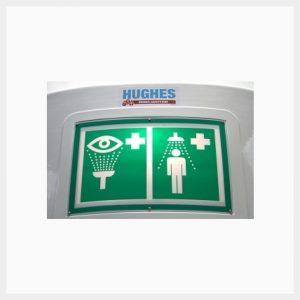Tank Shower Light for Sign Box
