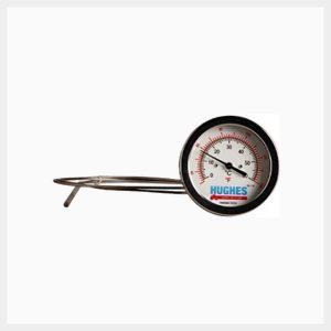 Tank Shower Water Temperature Gauge
