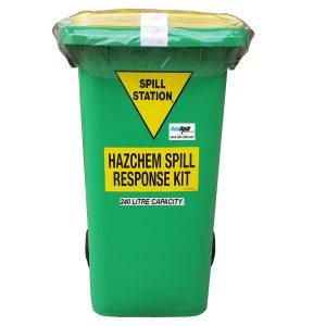 AusSpill Compliant Hazchem Spill Kit – 240 Litre