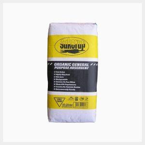 Organic Floor Sweep General Purpose 15 Litres 122 per Pallet