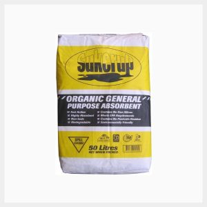 50 Litre Organic Floor Sweep General Purpose Absorbent