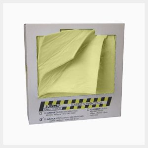 Absorbent Pads – 40 Sheets Oil & Fuel 200 GSM