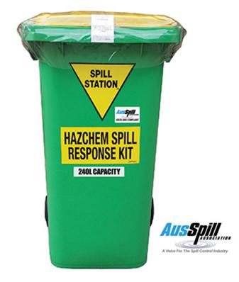 Spill Station - Hazchem Spill Response Kit