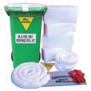 100 litre oil spill kit