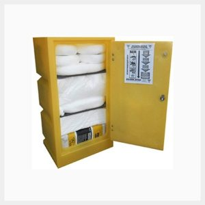 130 Litre General Purpose Spill Kit in Poly Cabinet