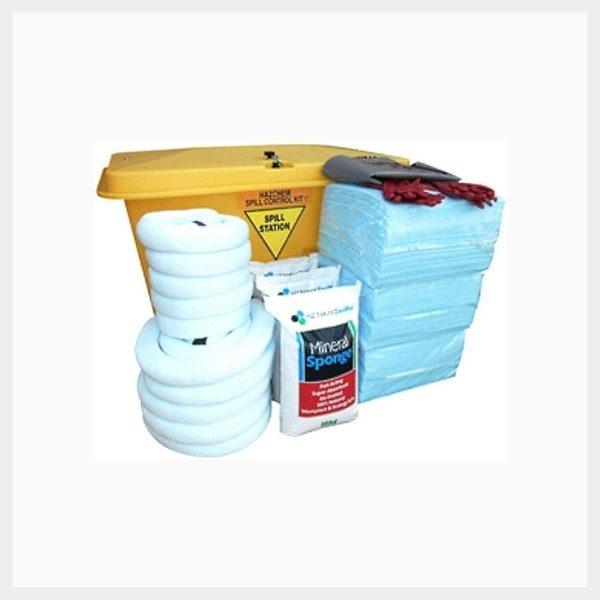 400 Litre Hazchem Spill Kit