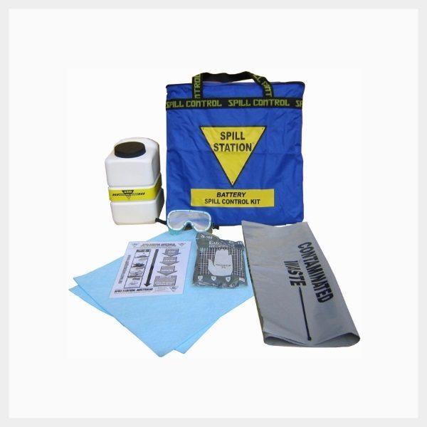 10 Litre Battery Acid Spill Kit