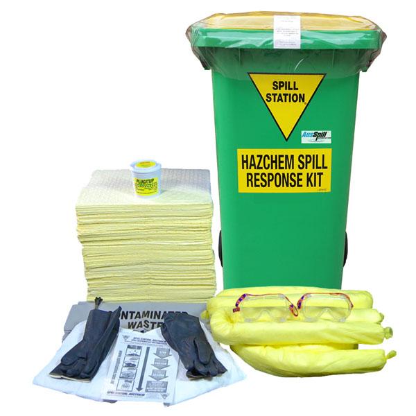 205 Litre Dangerous Goods Spill Kit