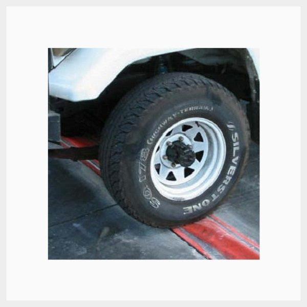 5 Metre Compressible Drive-over Bunding Kit