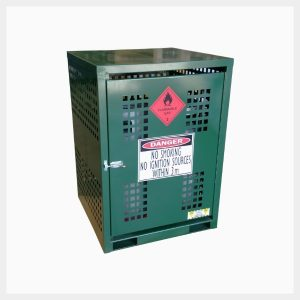 LPG Gas Cage 6 Cylinder x 9 Kilogram