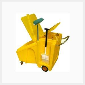 60 Liter Poly Maintenance Cart