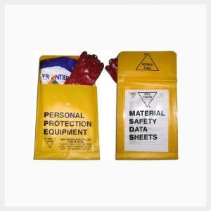 PPE & SDS Storage Sleeve