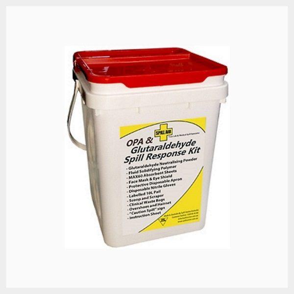 OPA & Glutaraldehyde Spill Response Kit