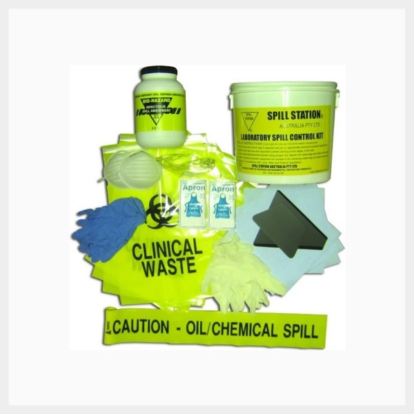 Laboratory Spill Control Kit